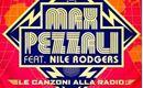 max pezzali le canzoni alla radio (feat nile rodgers)