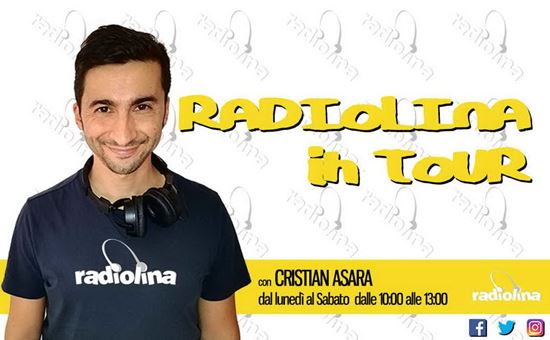 radiolina in tour