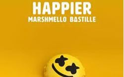 marshmello ft bastille happier