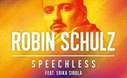 robin schulz feat erika sirola speechless