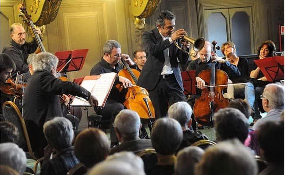 paolo fresu e i virtuosi italiani