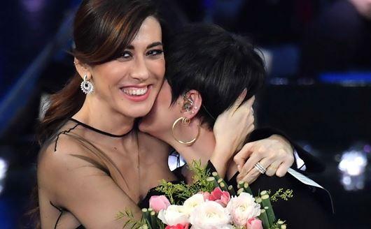 Virgina Raffale e Serena Dandini