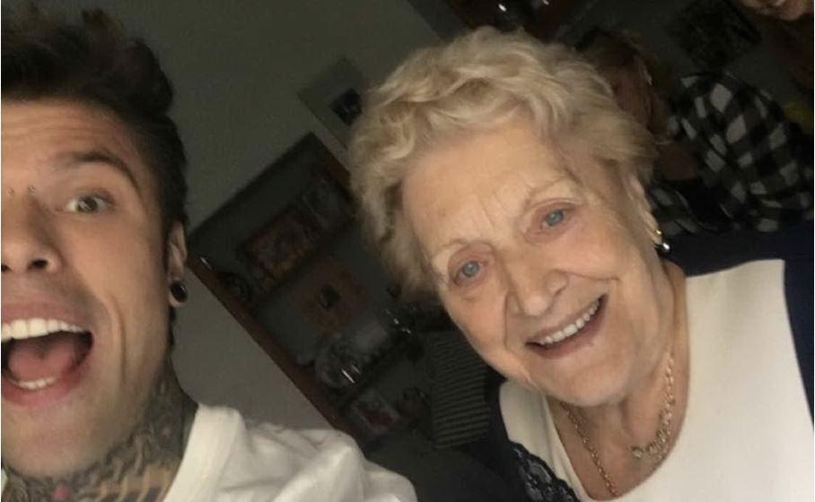 fedez e la nonna luciana