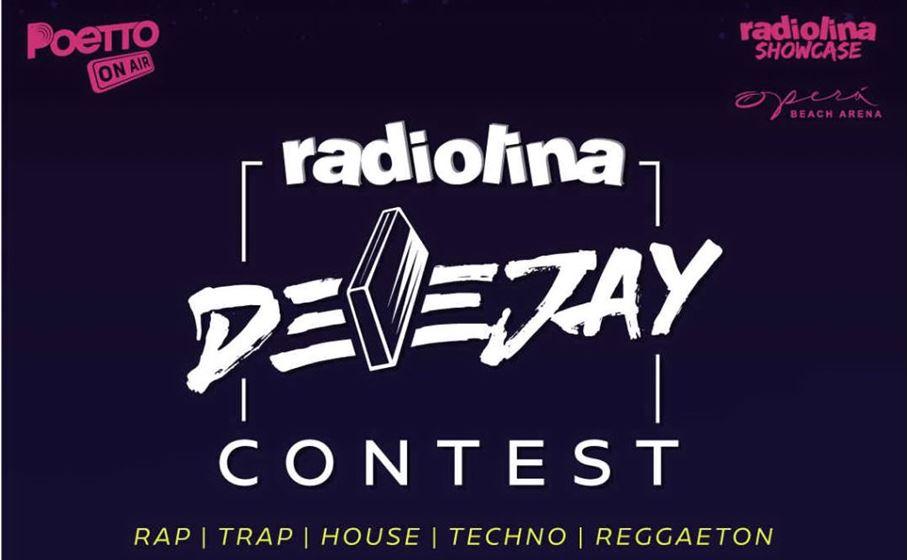locandina dj contest