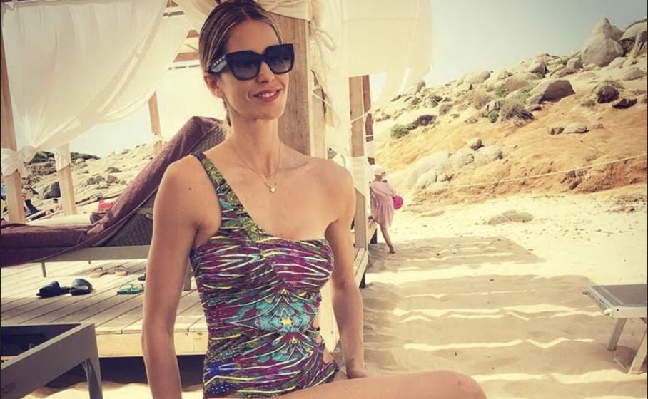 elena santarelli a chia instagram