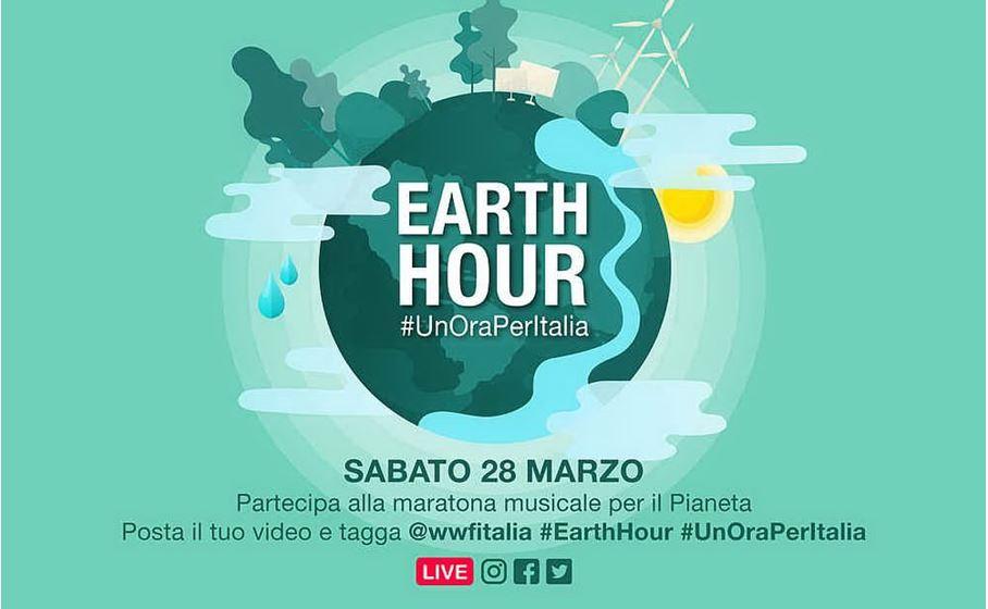 earth hour l ora della terra