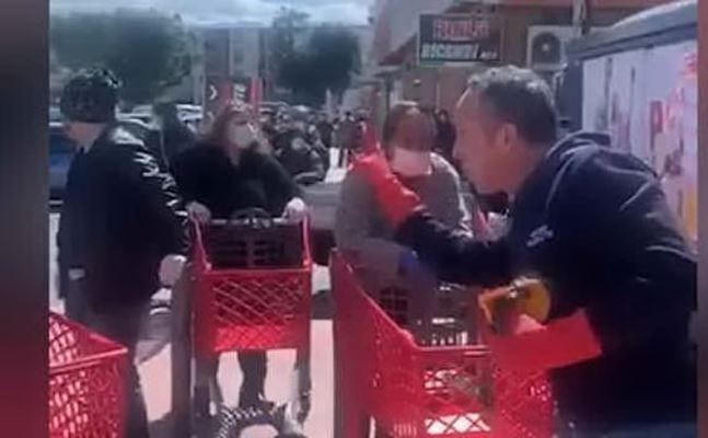 palermo lo sfogo del lavoratore del supermercato sei euro non sono una spesa